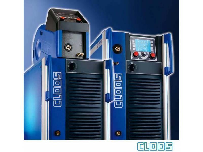QINEO® made by CLOOS Nowe spawalnicze źródła energii