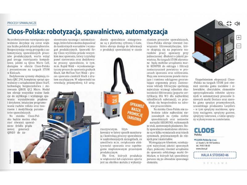Targi STOM Kielce / materiał archiwalny