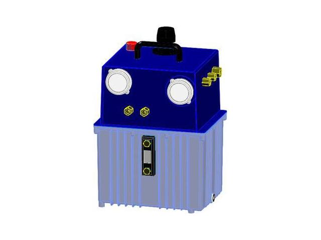 Pompy hydrauliczne serii 713
