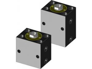 Blokowe cylindry hydrauliczne serii 722