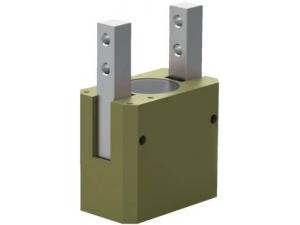 Chwytaki kątowe z blokadą kolanową serii RA-15 / -25 / -90