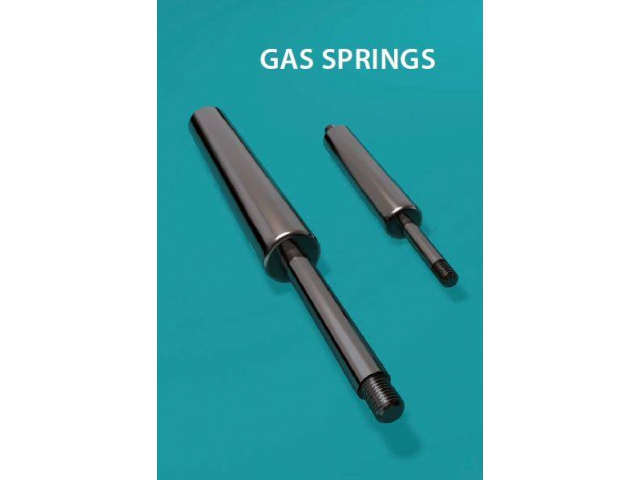 Sprężyny gazowe LESJOFORS