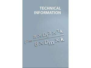 Informacje techniczne LESJOFORS